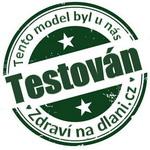Přístroj byl testován ve Zdraví na dlani.cz