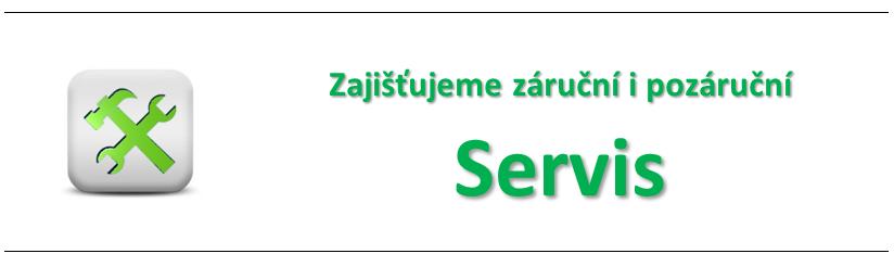 Záruční a pozáruční servis