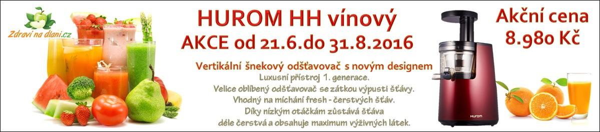 Akce Hurom HH 1G červený