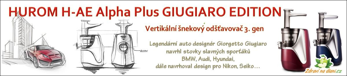 Hurom H-AE, 3.generace, navrženo studiem Italdesign Giugiaro